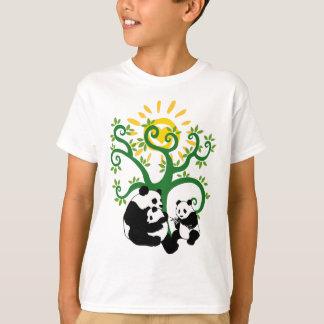 A Panda Family Tree T-Shirt