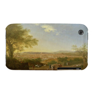 A Panoramic View of Florence from Bellosguardo, 17 iPhone 3 Case-Mate Cases
