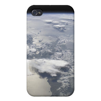 A panoramic view of the island of Hispaniola Case For iPhone 4