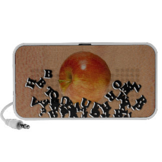 A para Apple Altavoces