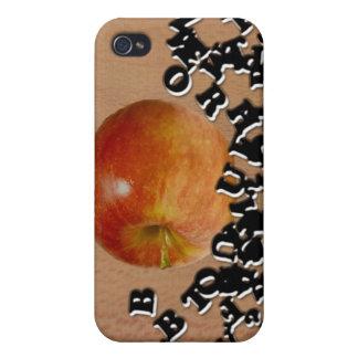 A para Apple iPhone 4/4S Funda