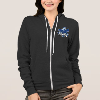 A Paramedic Active Star Hoodie