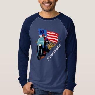Paramedic Biker Shirts