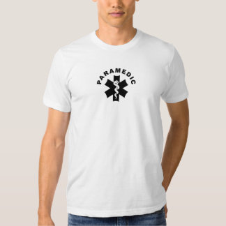 A Paramedic Theme Tshirt