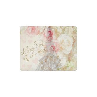A Paris Kind of Love Pocket Moleskine Notebook