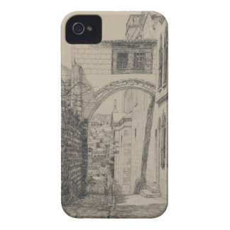 A Part of the Ancient Arch Called Ecce Homo Case-Mate iPhone 4 Case