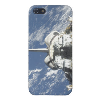 A partial view of Space Shuttle Atlantis Cover For iPhone SE/5/5s