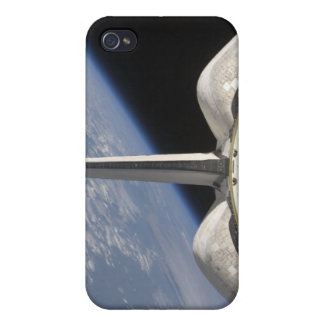 A partial view of Space Shuttle Endeavour iPhone 4/4S Cover