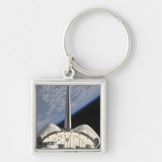 A partial view of Space Shuttle Endeavour Key Chains