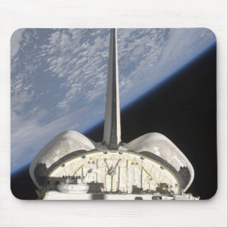 A partial view of Space Shuttle Endeavour Mouse Pad