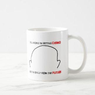 a partir del futuro tazas de café
