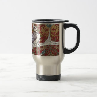 A Partridge in a Pear Tree 3.0 15 Oz Stainless Steel Travel Mug
