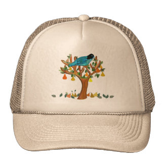 A Partridge in a Pear Tree Hat