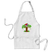 A Partridige in a Pear Tree Adult Apron