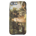 A Party Angling (oil on canvas) Tough iPhone 6 Case