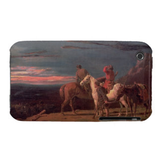 A Party of Explorers, 1851 (oil on canvas) iPhone 3 Cover