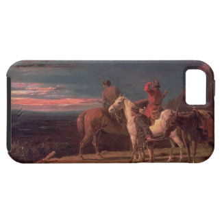A Party of Explorers, 1851 (oil on canvas) iPhone SE/5/5s Case