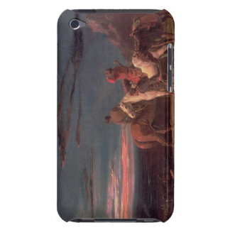 A Party of Explorers, 1851 (oil on canvas) iPod Touch Case