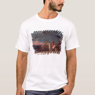 A Party of Explorers, 1851 (oil on canvas) T-Shirt