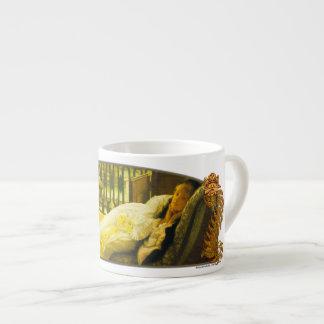 A Passing Storm - Espresso Mug 6 Oz Ceramic Espresso Cup