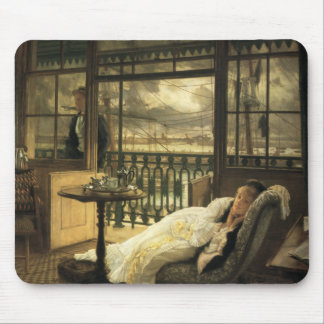 A Passing Storm Mouse Pad