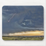 A Passing Thunderstorm Mousepad