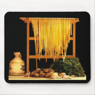 A Pasta Feast Mouse Pad