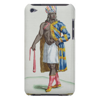 A Patagonian Man, 1780 (coloured engraving) iPod Touch Case