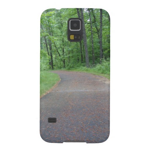 A Path in the Woods Samsung Galaxy Nexus Cell Case Samsung Galaxy Nexus Cases