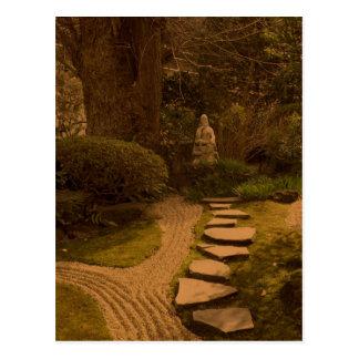 """""""A Path"""" - Postcard"""