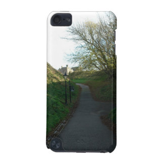 A path through a lot of greenery including bushes iPod touch 5G case