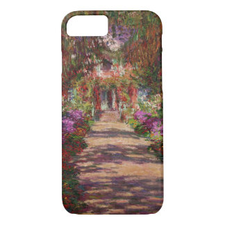 A Pathway in Monet's Garden, Giverny, iPhone 7 cas iPhone 7 Case