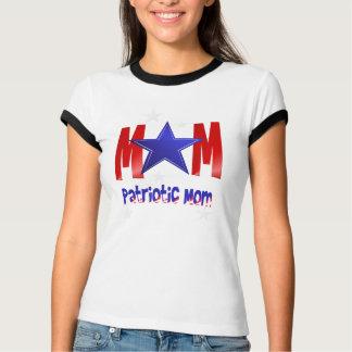 A Patriotic Blue Star Mom  Shirts