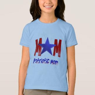 A Patriotic Blue Star Mom T-Shirts