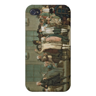 A Patriot's Coffee House iPhone 4 Cover