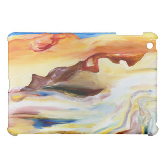 """A Peace of Mind"" by Rayhart Case For The iPad Mini"