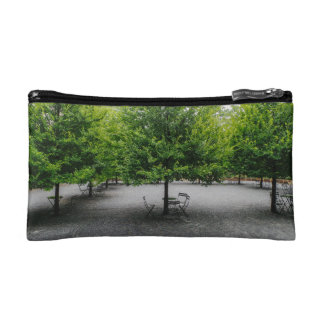 A Peaceful Garden Cosmetic Bag