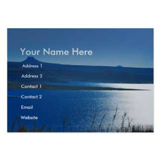 A Peaceful Place Large Business Card