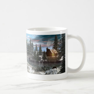 A Peaceful Retreat Coffee Mug