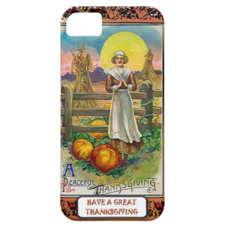 A peaceful thanksgiving iPhone SE/5/5s case