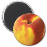 A PEACH OF A MAGNET FOR YOUR FRIDGE DOOR MAGNETS