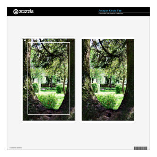 A Peak Of Nature.JPG Skins For Kindle Fire