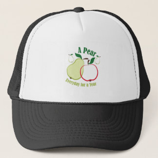 A Pear Everyday Trucker Hat