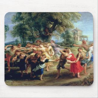 A Peasant Dance, 1636-40 Mouse Pad