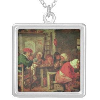 A Peasant Meal Custom Jewelry