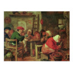 A Peasant Meal Postcards