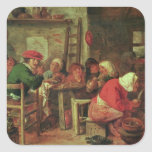 A Peasant Meal Stickers