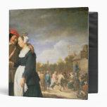 A Peasant Wedding, 1648 Binder