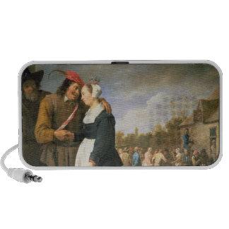 A Peasant Wedding, 1648 Laptop Speakers