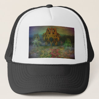 A Peculiar Place Trucker Hat